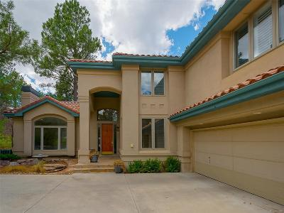 Castle Rock CO Single Family Home Active: $815,000