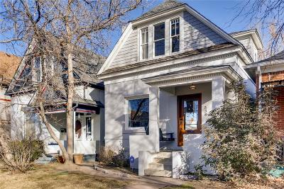 Single Family Home Under Contract: 538 South Grant Street