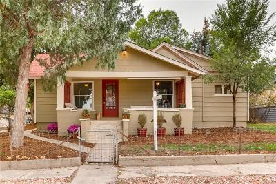 Elbert County Single Family Home Under Contract: 473 South Pine Street