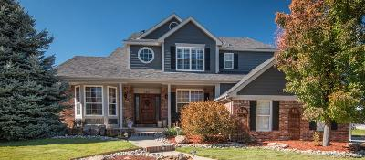 Castle Pines Single Family Home Under Contract: 585 Crossing Circle