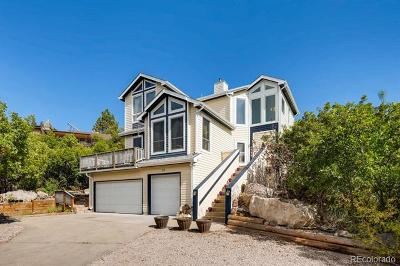 Castle Rock Single Family Home Active: 718 Fifth Street