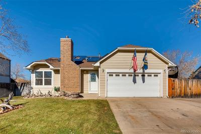 Arvada Single Family Home Active: 9727 West 70th Place