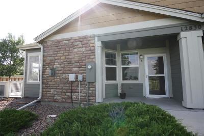 Thornton Condo/Townhouse Active: 12830 Jasmine Street #A