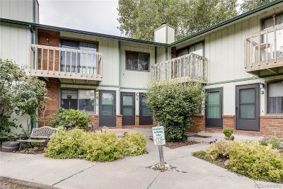 Boulder County Condo/Townhouse Active: 2039 Estes Lane #8