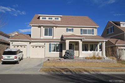 Commerce City Single Family Home Active: 15385 East 117th Place