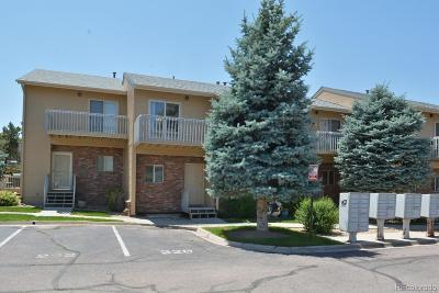 Castle Rock Condo/Townhouse Under Contract: 220 South Oman Road