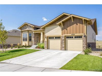 Aurora Single Family Home Active: 22857 East Bailey Circle