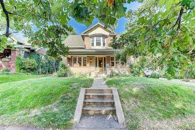Denver Single Family Home Active: 4223 Knox Court