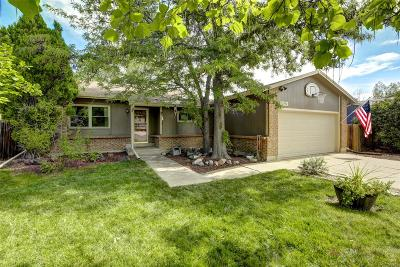 Broomfield Single Family Home Under Contract: 12970 Prince Court