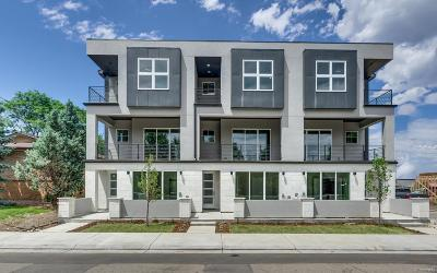 Arvada Condo/Townhouse Under Contract: 7881 West 51st Avenue #C