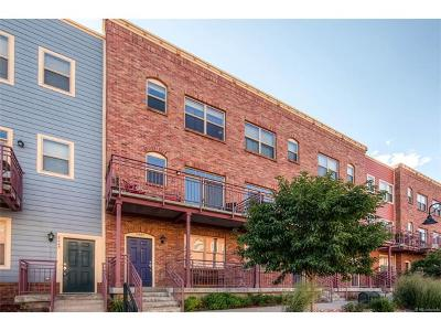 Condo/Townhouse Sold: 5449 Zephyr Court