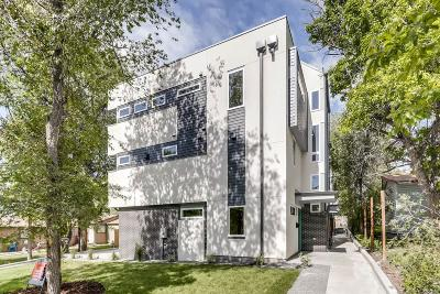 Denver Condo/Townhouse Active: 1229 Osceola Street
