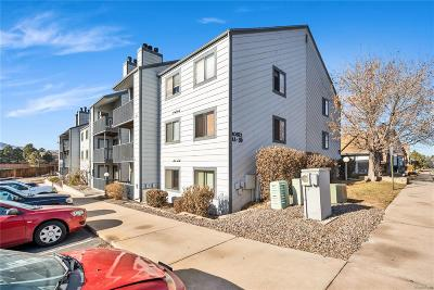 Lakewood Condo/Townhouse Under Contract: 10872 Evans Avenue #1B