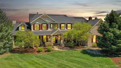Longmont Single Family Home Active: 8924 Prairie Knoll Drive