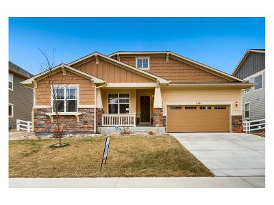 Longmont Single Family Home Active: 5101 William Place