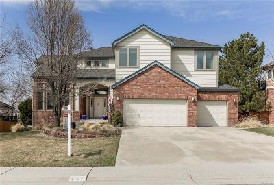Highlands Ranch Single Family Home Under Contract: 9167 Buck Hill Drive