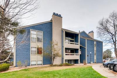 Aurora Condo/Townhouse Active: 14006 East Stanford Circle #K05
