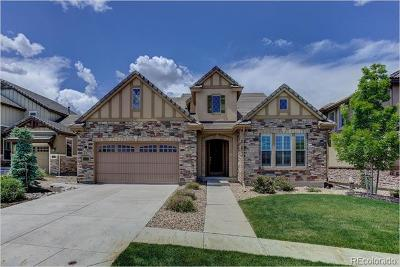 Highlands Ranch Single Family Home Active: 10599 Sundial Rim Road
