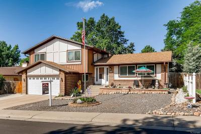 Lakewood Single Family Home Active: 2339 South Eldridge Street