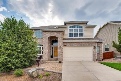 Castle Rock Single Family Home Active: 7869 Solstice Way