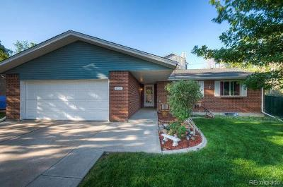 Arvada Single Family Home Active: 8725 West 66th Circle
