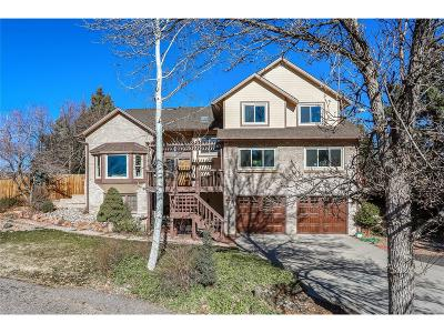 Lakewood Single Family Home Under Contract: 8203 West Iliff Lane