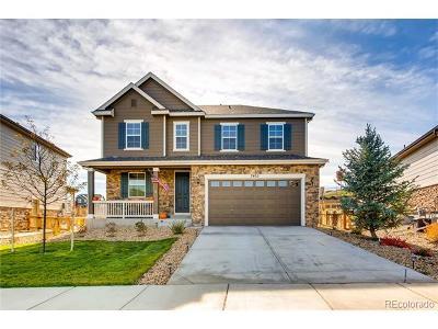 Aurora Single Family Home Active: 7405 South Oak Hill Court