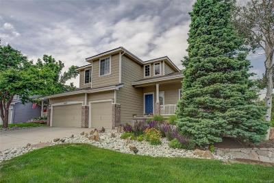 Highlands Ranch Single Family Home Active: 10169 Lauren Court