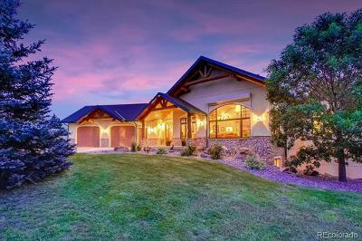 Elbert CO Single Family Home Active: $1,449,000
