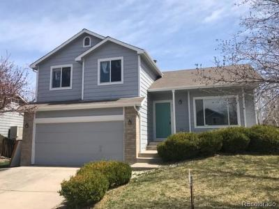Centennial Single Family Home Active: 5008 South Flanders Court
