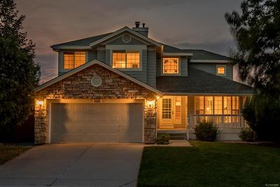 Highlands Ranch Single Family Home Active: 2455 Lansdowne Court