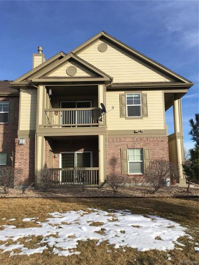 Aurora Condo/Townhouse Active: 23401 East 5th Drive #101