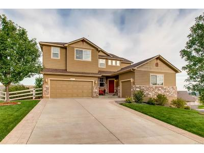 Crystal Valley, Crystal Valley Ranch Single Family Home Under Contract: 4071 County View Way