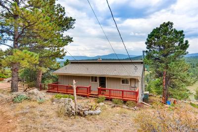 Bailey Single Family Home Under Contract: 288 Buckskin Trail