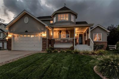 Broomfield Single Family Home Under Contract: 4135 Broadmoor Loop