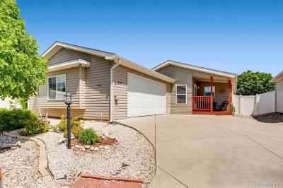 Fort Collins Single Family Home Under Contract: 938 Pleasure Drive