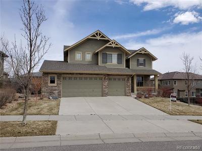 Aurora Single Family Home Active: 7690 South Blackstone Parkway