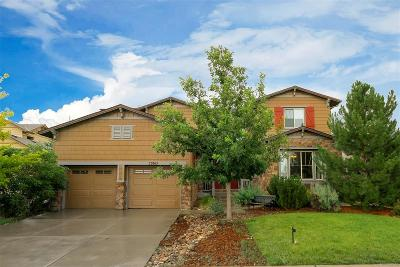 Aurora Single Family Home Active: 25865 East Dry Creek Place