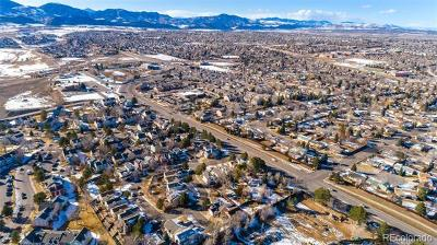 Littleton CO Residential Lots & Land Active: $499,000