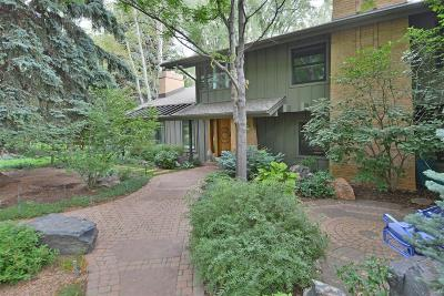 Boulder Single Family Home Active: 145 Green Rock Drive