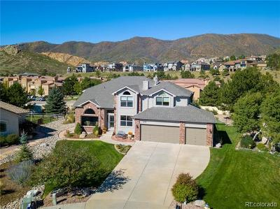 Colorado Springs Single Family Home Active: 2405 Regal View Court