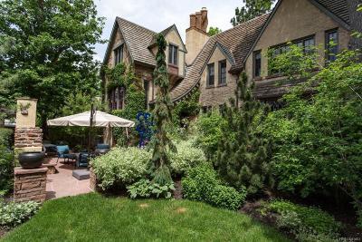 Single Family Home Sold: 825 Vine Street