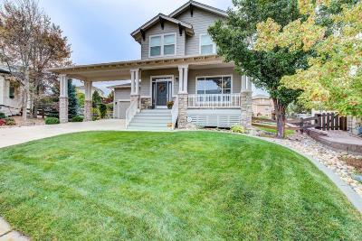 Castle Pines CO Single Family Home Active: $569,900