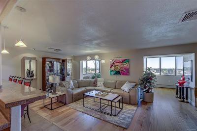 Denver Condo/Townhouse Active: 3131 East Alameda Avenue #1703