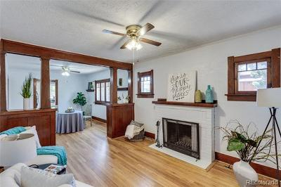 Denver Condo/Townhouse Active: 498 South Sherman Street