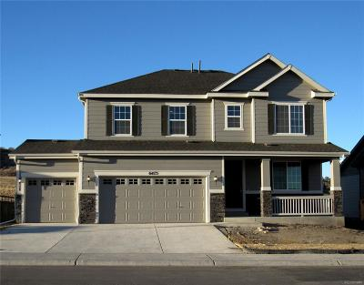 Castle Rock Single Family Home Active: 6475 Agave Avenue