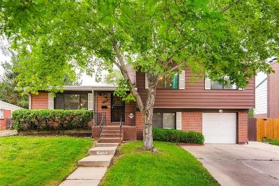 Denver Single Family Home Under Contract: 1739 South Monaco Parkway