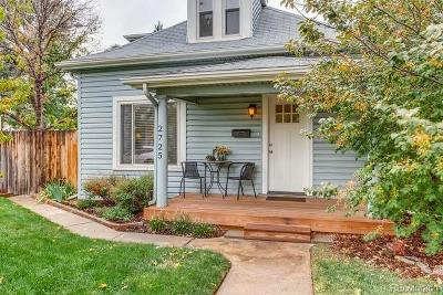 Englewood Single Family Home Under Contract: 2725 South Cherokee Street
