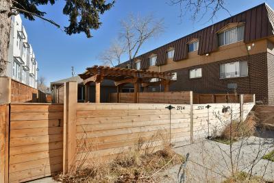 Denver Condo/Townhouse Active: 2714 Federal Boulevard
