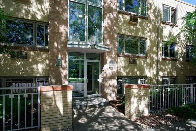 Denver Condo/Townhouse Active: 969 South Pearl Street #207